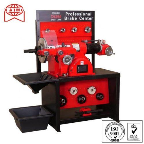 drum and disc brake cutting lathe machine C9370