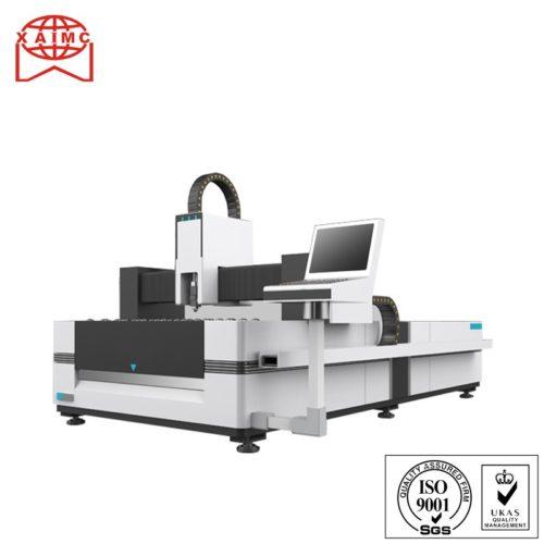 4000W Metal Stainless Steel CNC Fiber Laser Cutting Machine