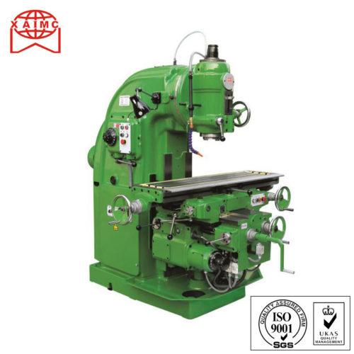 Heavy duty universal vertical milling machine X5032